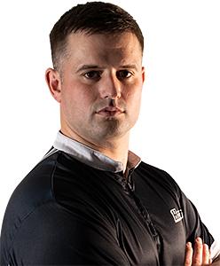 Dart Spieler Luke Woodhouse Harrows Dart