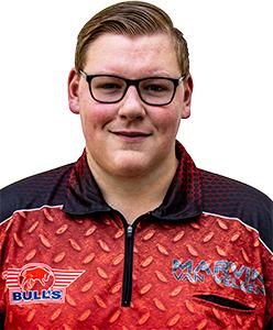 Dart Spieler Dirk van Duijvenbode Bull´s NL