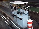 Pit Box gestalltet von Berni aus den bei uns erhältlichen Modellbausätzen