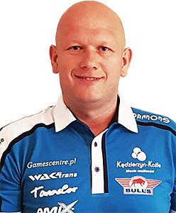 Dart Spieler Gergely Lakatos Bull´s NL