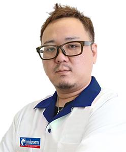 Dart Spieler Seigo Asada unicorn