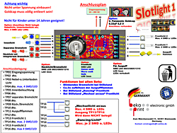 Slotlight Anschlussplan