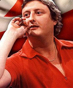 Dart Spielerin Eric Bristow Legend Darts