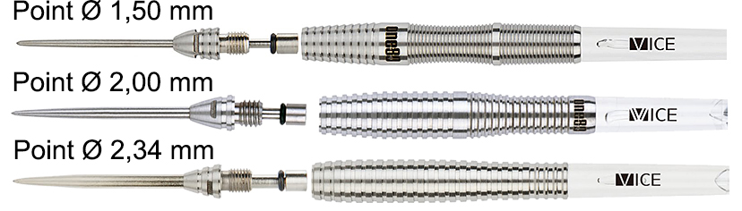 one80 Steel Darts Revolution R2 VHD Steeltip Dart Steeldart Neuheiten im GOKarli Dartshop