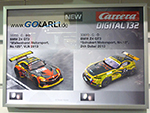 "Carrera DIGITAL 132 BMW Z4 GT3 ""Schubert Motorsport, No.12"", 24h Dubai 2013 Art. Nr. 30699  Carrera DIGITAL 132 BMW Z4 GT3 ""Walkenhorst Motorsport, No.125"", VLN 2013 Art. Nr. 30700"