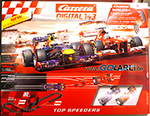 Carrera DIGITAL 143 Top Speeders Art. Nr. 40026 incl. Art.Nr. 42013 2.4 GHz Wireless
