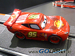Carrera GO!!! Disney Cars 2 LIGHTNING MCQUEEN Art.Nr. 61193 mit Undergroundlight