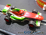 Carrera GO!!! Disney Cars 2 FRANCESCO BERNOULLI Art.Nr. 61194 mit Undergroundlight