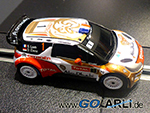 "Carrera GO!!! Citroen DS3 WRC ""Citroen Total Abu Dhabi , No.1"" Art. Nr. 64006"