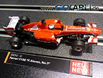 "Carrera GO!!! Ferrari F138 ""F.Alonso, No.3"" Art. Nr. 64010"