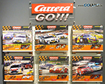 Carrera GO!!! Sets / Grundpackungen